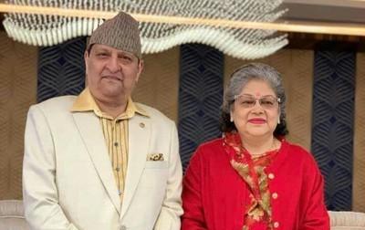 पूर्वराजा-रानी २६ चैतमा भारत जाँदै